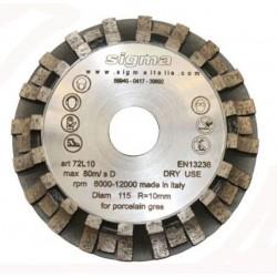 Diamantový kotúč 72L10